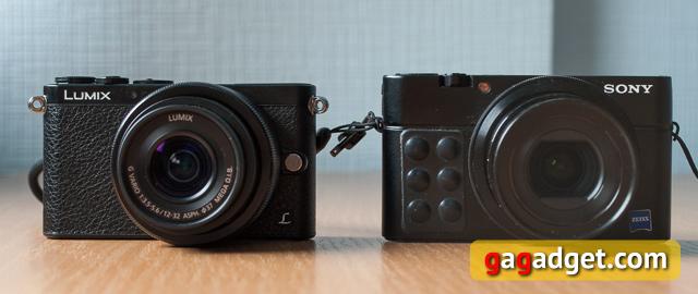 Обзор Panasonic Lumix DMC-GM1: меньше, легче, удобнее-8
