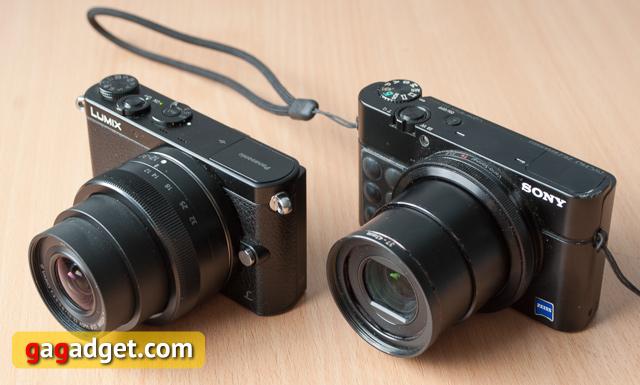 Обзор Panasonic Lumix DMC-GM1: меньше, легче, удобнее-9