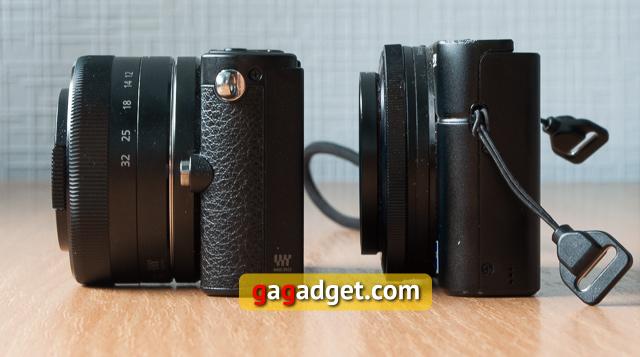 Обзор Panasonic Lumix DMC-GM1: меньше, легче, удобнее-10