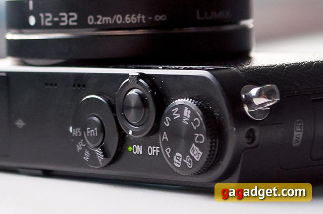 Обзор Panasonic Lumix DMC-GM1: меньше, легче, удобнее-14