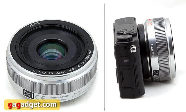 Обзор Panasonic Lumix DMC-GM1: меньше, легче, удобнее-26