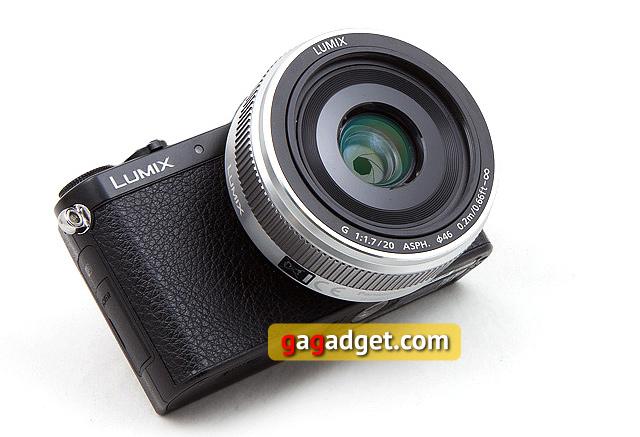 Обзор Panasonic Lumix DMC-GM1: меньше, легче, удобнее-27