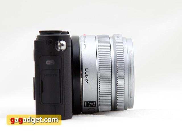 Обзор Panasonic Lumix DMC-GM1: меньше, легче, удобнее-28