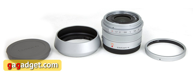 Обзор Panasonic Lumix DMC-GM1: меньше, легче, удобнее-29
