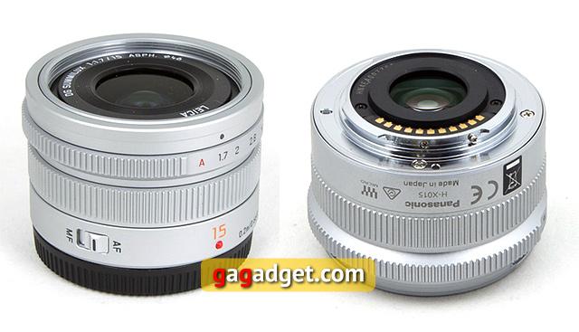 Обзор Panasonic Lumix DMC-GM1: меньше, легче, удобнее-31