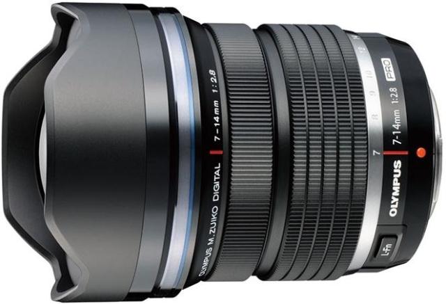 Olympus разрабатывает объективы M.Zuiko Digital ED 7-14mm F2.8 PRO и 300mm F4 PRO для Micro 4/3