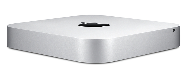 Обновлённый Mac mini: маленький и унылый