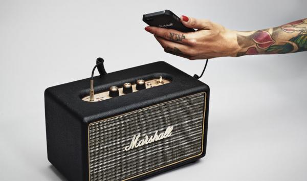 Marshall Acton: компактная Bluetooth-акустика в стиле легендарных гитарных усилителей-2