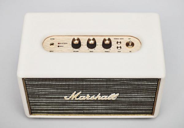 Marshall Acton: компактная Bluetooth-акустика в стиле легендарных гитарных усилителей-3