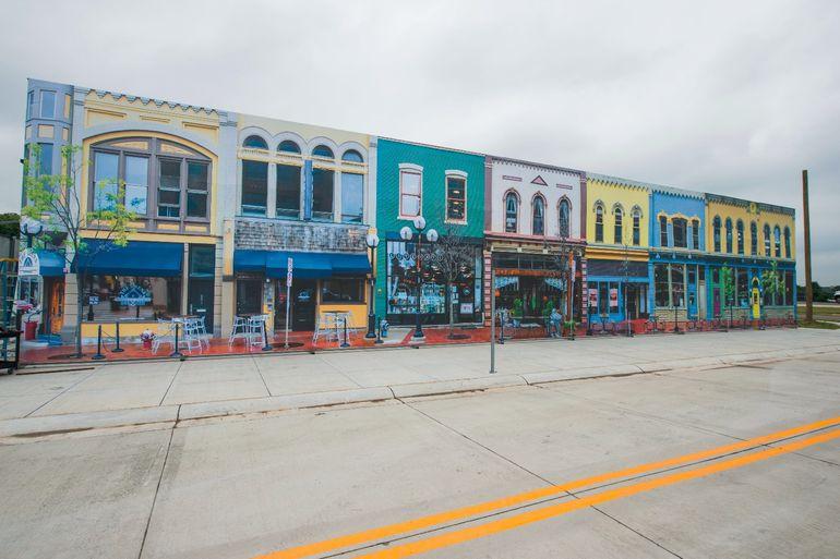 В США создали город Mcity для тестирования беспилотных автомобилей-3