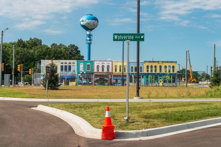 В США создали город Mcity для тестирования беспилотных автомобилей-4