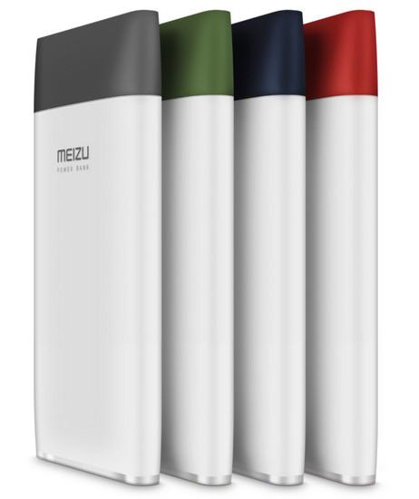 Meizu представила внешнюю батарею на10000 мАч