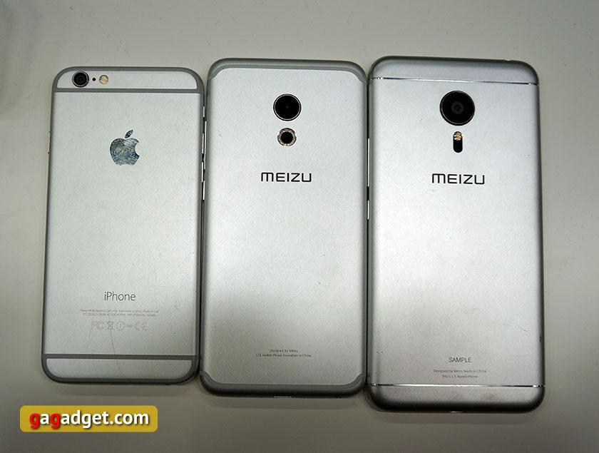 Больше металла: Meizu PRO 6 и Meizu M3 Note своими глазами-8