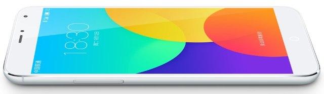 Meizu анонсировала флагманский смартфон MX4-2