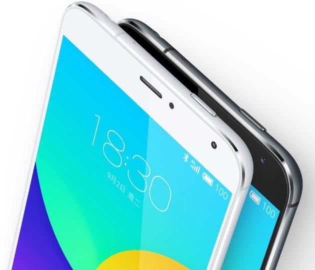 Meizu анонсировала флагманский смартфон MX4-3