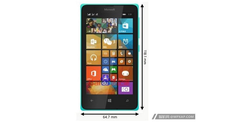 Второй смартфон Microsoft: 4-дюймовый бюджетник Lumia 435