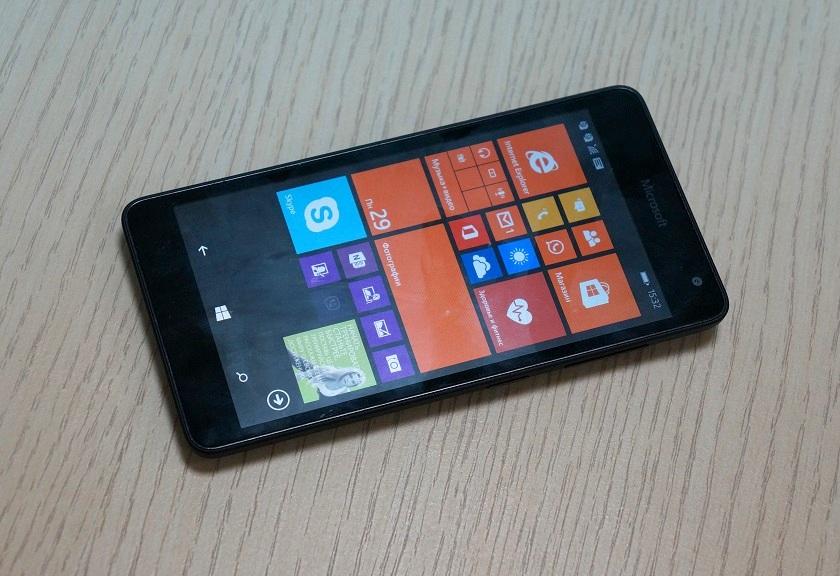 Как вы яхту назовете. Обзор смартфона Microsoft Lumia 535 Dual SIM-2