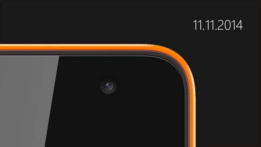 Первый смартфон Microsoft Lumia представят 11 ноября