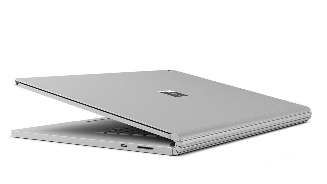Microsoft представляет дорогие итехнологичные ноутбуки-трансформеры Surface Book 2
