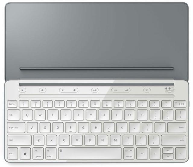 Microsoft Universal Mobile Keyboard: портативная Bluetooth-клавиатура для Android, iOS и Windows-3