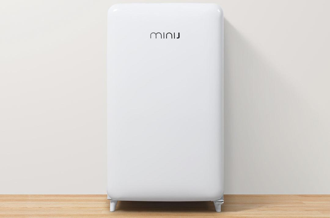 Xiaomi выпустила мини холодильник в стиле ретро Gagadget Com