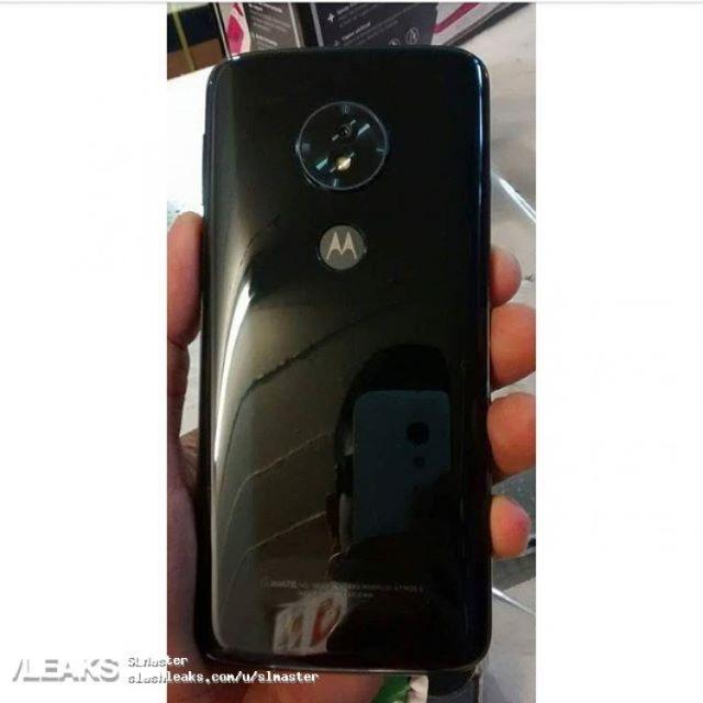 Lenovo подтвердила, что Moto G6 получит двойную камеру