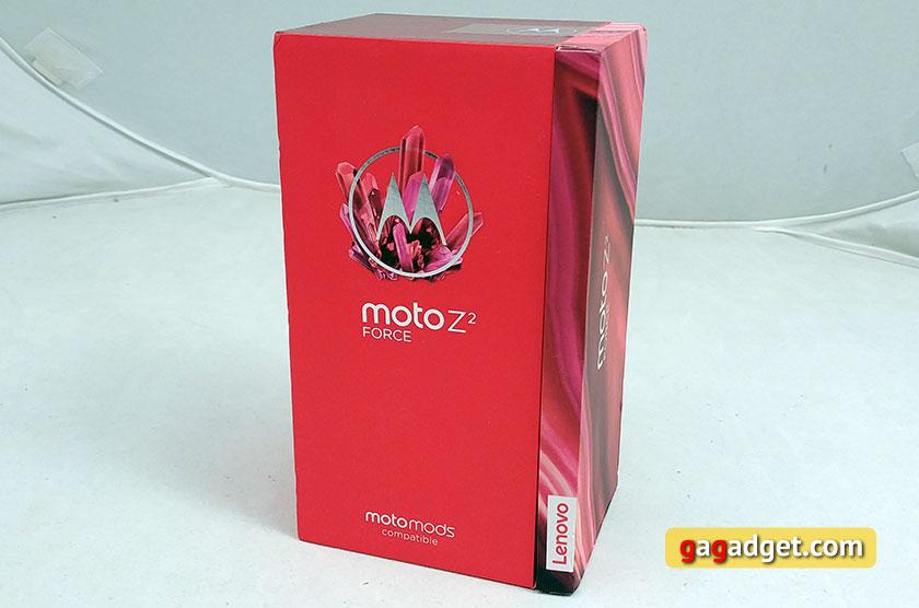 Обзор Moto Z2 Force: флагманский смартфон с небьющимся экраном-3