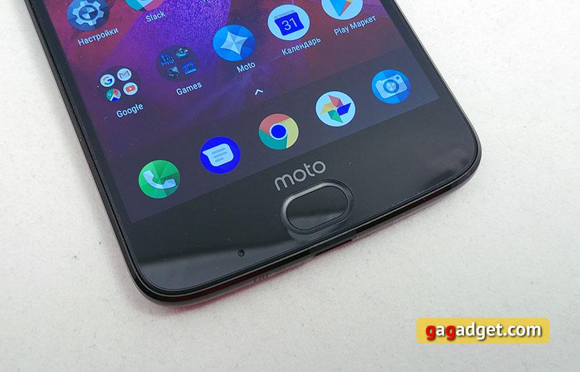 Обзор Moto Z2 Force: флагманский смартфон с небьющимся экраном-7