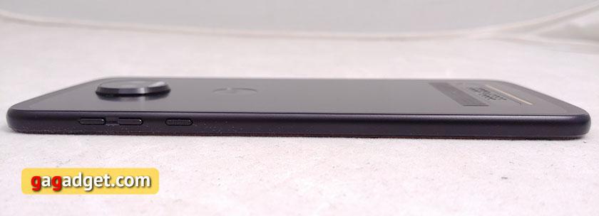 Обзор Moto Z2 Force: флагманский смартфон с небьющимся экраном-8