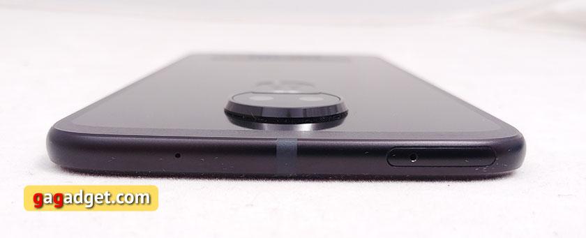 Обзор Moto Z2 Force: флагманский смартфон с небьющимся экраном-9