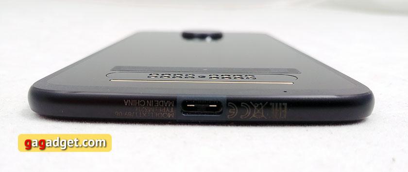 Обзор Moto Z2 Force: флагманский смартфон с небьющимся экраном-11