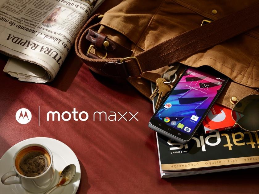 Состоялся анонс международной версии Motorola Moto Maxx: цена и некоторые подробности