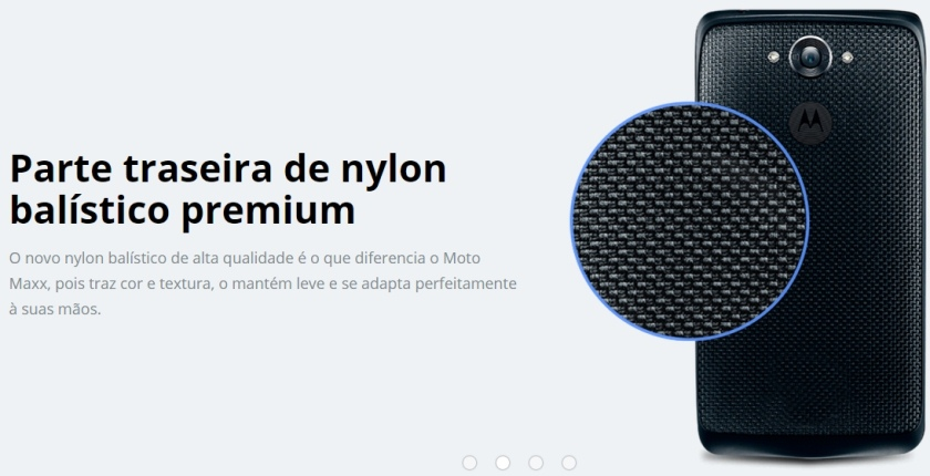Состоялся анонс международной версии Motorola Moto Maxx: цена и некоторые подробности-3