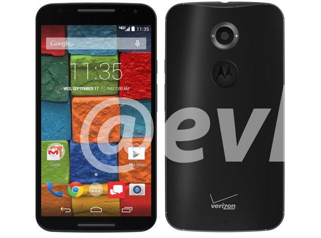 А вот и пресс-изображения будущего смартфона Motorola Moto X+1