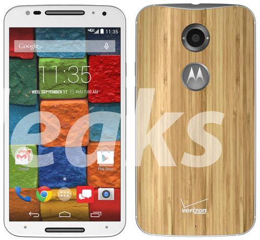 А вот и пресс-изображения будущего смартфона Motorola Moto X+1-2
