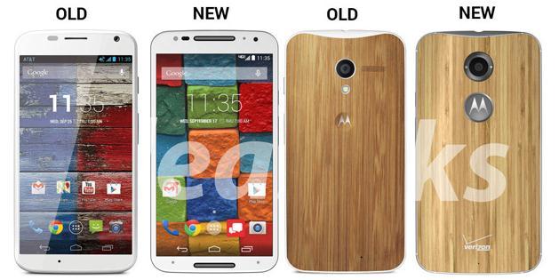 А вот и пресс-изображения будущего смартфона Motorola Moto X+1-3