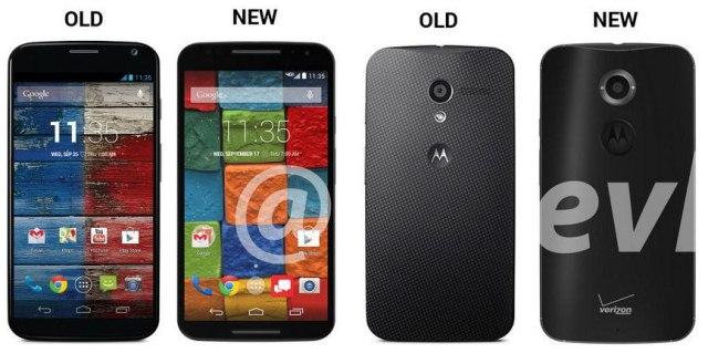 А вот и пресс-изображения будущего смартфона Motorola Moto X+1-4