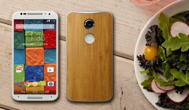 Motorola обновила смартфоны Moto X и Moto G-2
