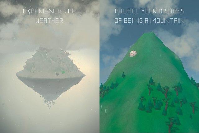 На Android вышел симулятор горы MOUNTAIN