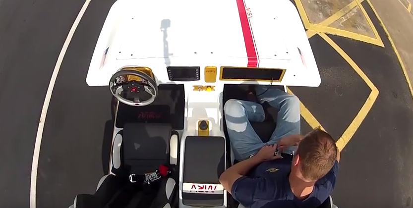 NASA демонстрирует собственный автономный автомобиль Modular Robotic Vehicle-2