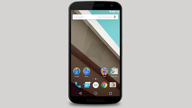 Nexus 6 (Motorola Shamu) засветился на живых фото