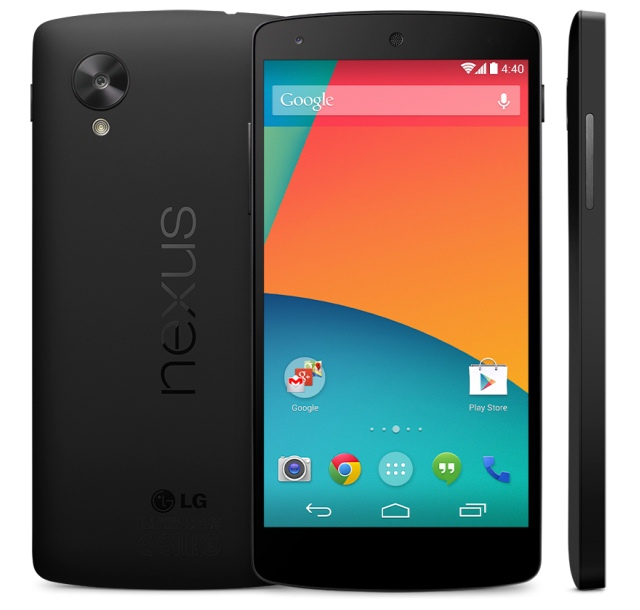 Очередные слухи о Nexus 5 (2014): QHD-дисплей и Android 5.0 Lion
