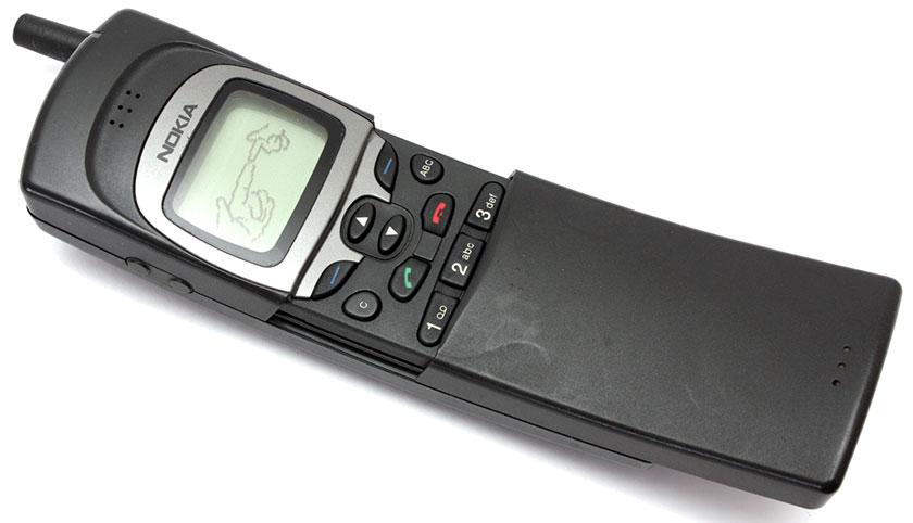 15 легендарных мобильных телефонов Nokia-2