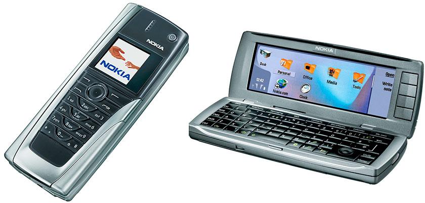15 легендарных мобильных телефонов Nokia-9