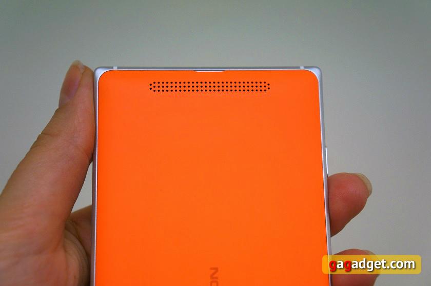 Оранжевое настроение. Обзор Nokia Lumia 830-6
