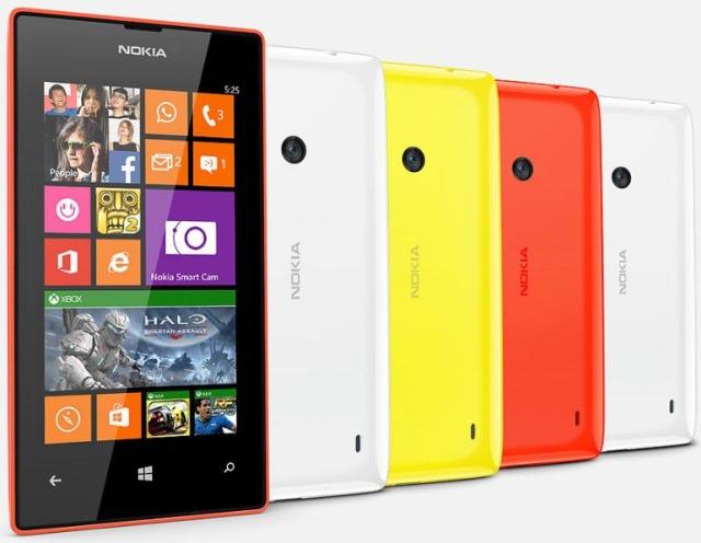 Лучший телефон для детей: Nokia Lumia 525-2