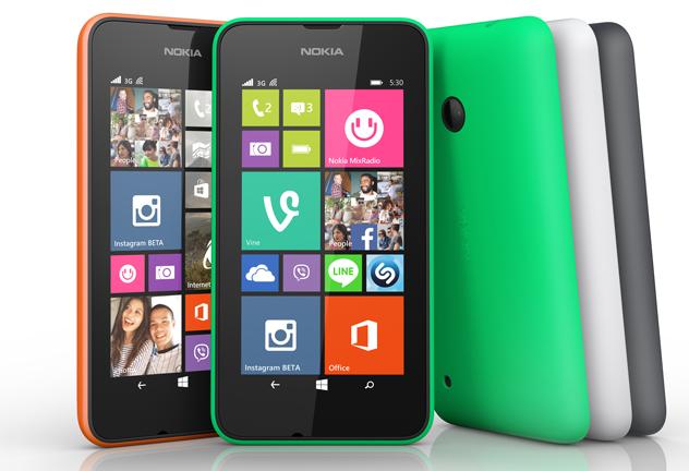 Lumia 530, самый дешевый смартфон Nokia в Украине за 1499 грн