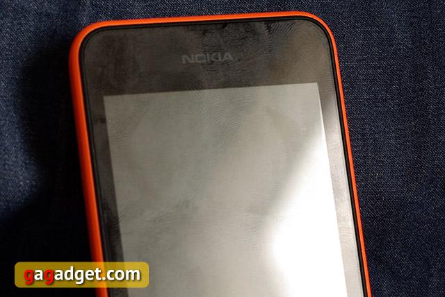 Обзор смартфона Nokia Lumia 530-7