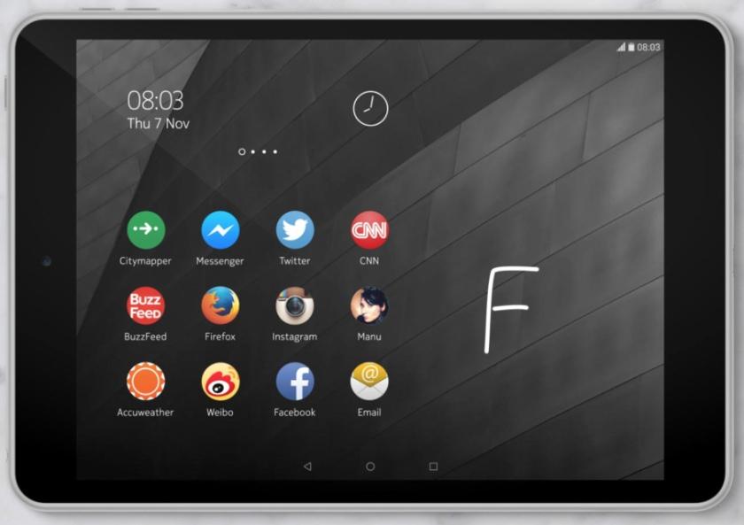 Нежданчик от Nokia: планшет N1 с Android 5.0 и алюминиевым корпусом