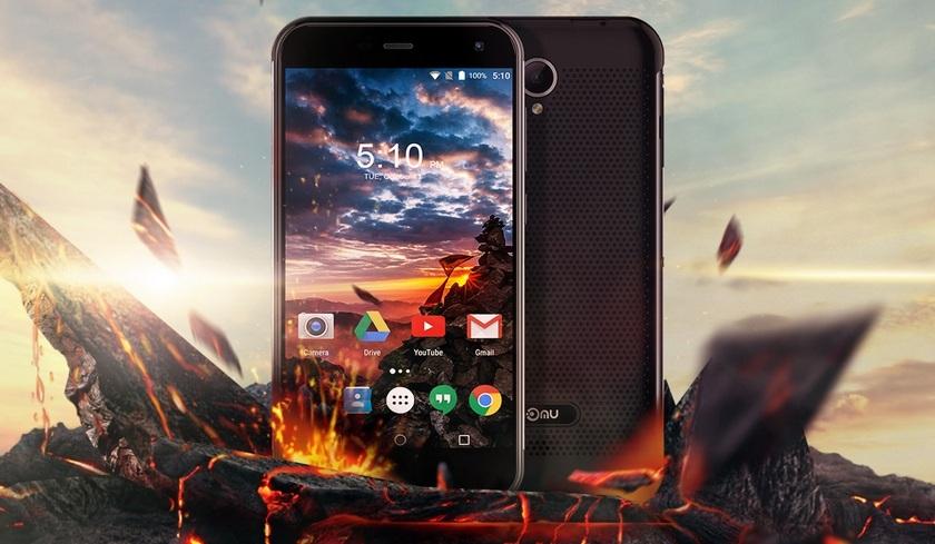 Nomu S20: «неубиваемый» смартфон за разумные деньги